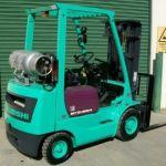 Mitsubishi Fg10 Fg15 Fg18 Forklift Trucks Service Repair Manual