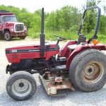 Case IH 255 Tractor Service Repair Manual
