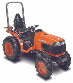 Kubota B7410D Tractor Illustrated Parts List Manual