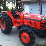 Kubota L3450 Tractor Factory Service Manual