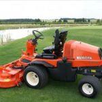 Kubota T2080 Lawn Garden Tractor Service Manual