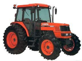 Kubota M8200 Tractor Full Service Repair Manual