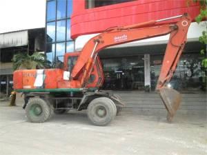 Hitachi Ex100wd-3 Wheeled Excavator Workshop Service Manual