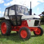 Case David Brown 1190 Tractor Operators Manual