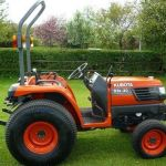 Kubota STa-30, STa-35 Tractor Service Repair Workshop Manual