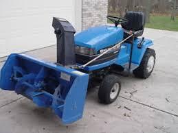 New Holland Ford Lgt14d Lgt16d Diesel Lawn Garden Tractor Operators Manual