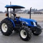 New Holland Tn60a Tn70a Tn75a Tractor Operators Manual