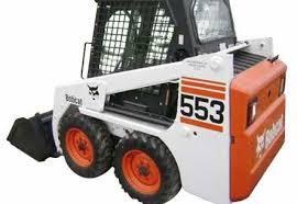 Bobcat 553 Skid Steer Loader Service Repair Workshop Manual