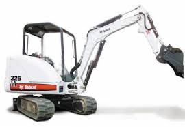 Bobcat 324 Compact Excavator Service Repair Workshop Manual