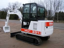 Bobcat X331, X331E, X334 Hydraulic Excavator Service Repair Workshop Manual