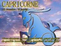 Horoscope du jour Capricorne