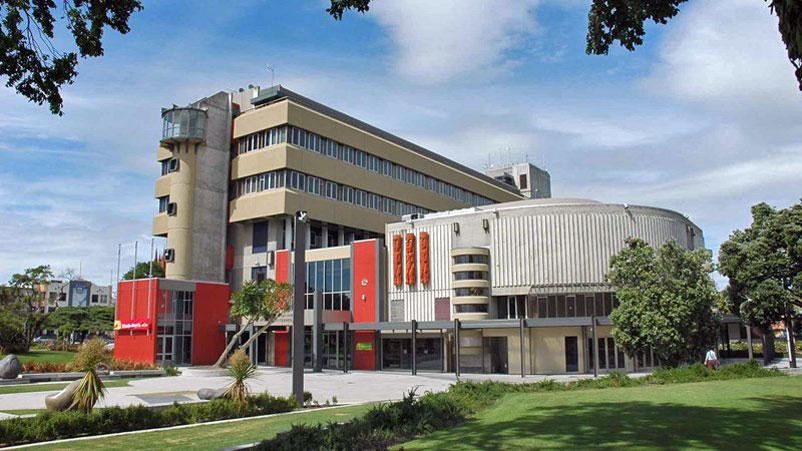 Palmerston North City Council building