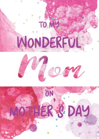 Wonderful Mom