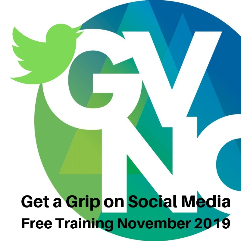 Social media class by the GVNC Cultural District