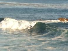 Surfing Rockpile