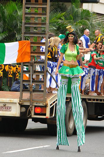 saint patrick's day parade brisbane 2011 Saint Patrick's Day Parade Brisbane 2011 2011 03 12T10 59 04
