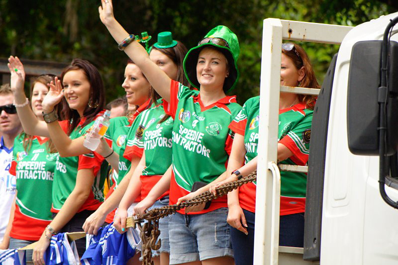 saint patrick's day parade brisbane 2011 Saint Patrick's Day Parade Brisbane 2011 2011 03 12T11 17 43