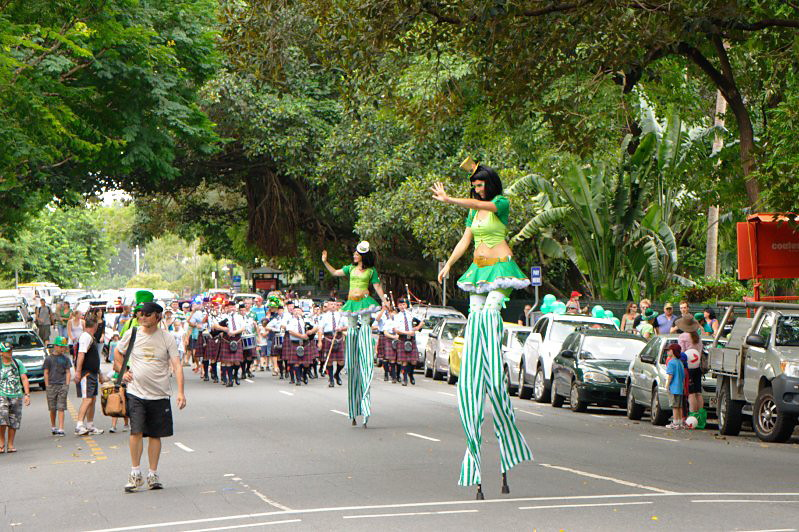 saint patrick's day parade brisbane 2011 Saint Patrick's Day Parade Brisbane 2011 2011 03 12T11 17 51