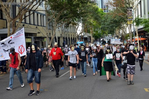DSC_0574_v1 million mask march brisbane Million Mask March Brisbane DSC 0574 v1