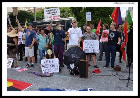 DSC_3272_v1 reclaim australia Protest Against Reclaim Australia DSC 3272 v1