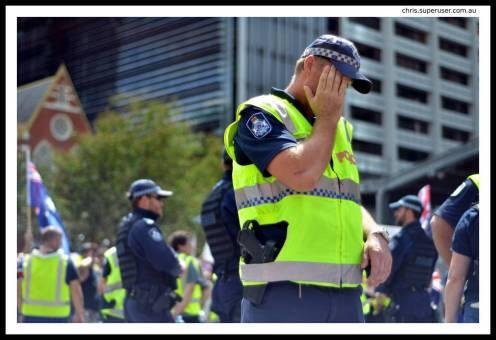 DSC_3812_v1 reclaim australia Protest Against Reclaim Australia DSC 3812 v1