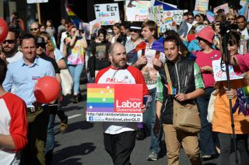 DSC_9540_v1 marriage equality in brisbane Rally for Marriage Equality in Brisbane DSC 9540 v1