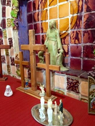 Inside the chapel. | Wichita Mountains Wildlife Refuge, OK