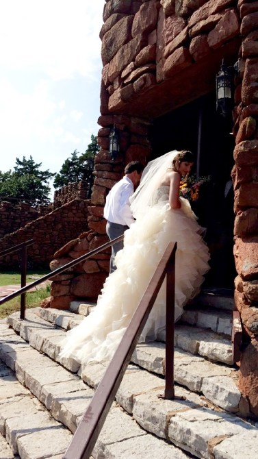 Beautiful Bride! | Wichita Mountains Wildlife Refuge, OK