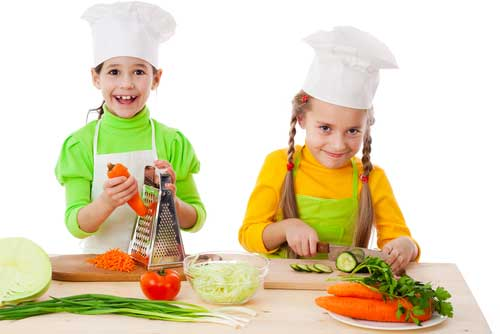 Get Kids to Eat More Vegetables By Giving Them a Taste Early in Life