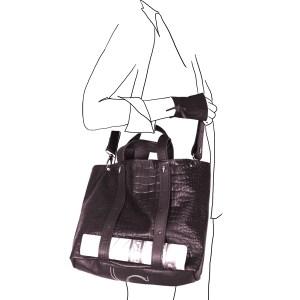 journal sur sac freesize Catherine Loiret