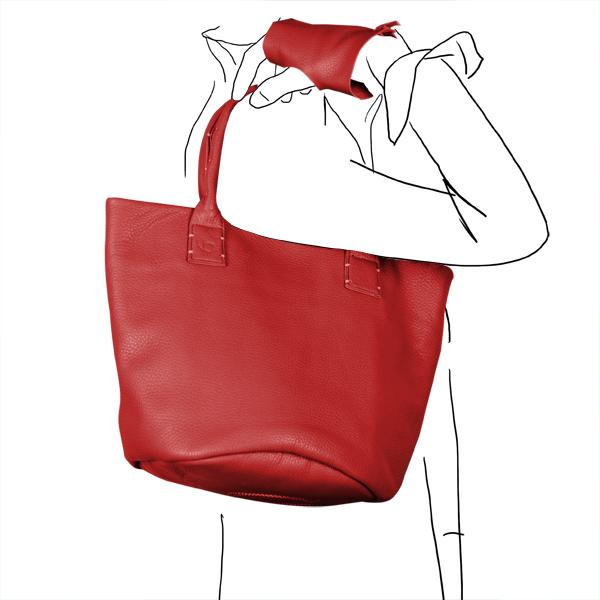 simplissime petit modele rouge