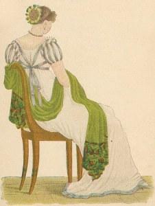 châle 1806