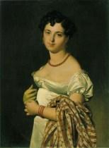 Ingres, Madame Panckoucke, 1811