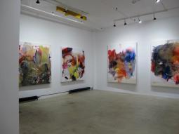Exhibition Wandering by Yassine Mekhnache