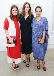 Annette Stephens, Sydney Reising, Phoebe Stephens