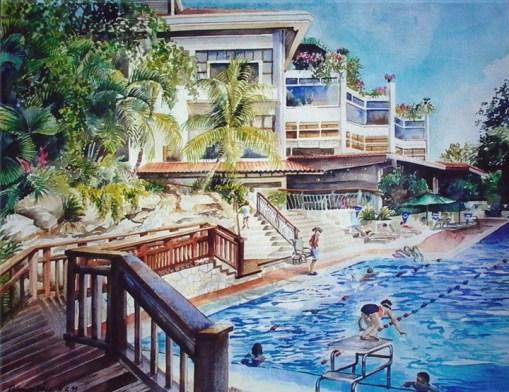 British Club, Singapore - corporate commission