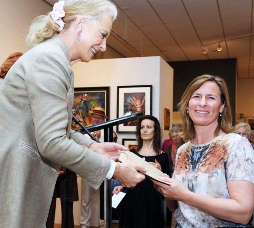 The Artist Magazine award, Society of Women Artists