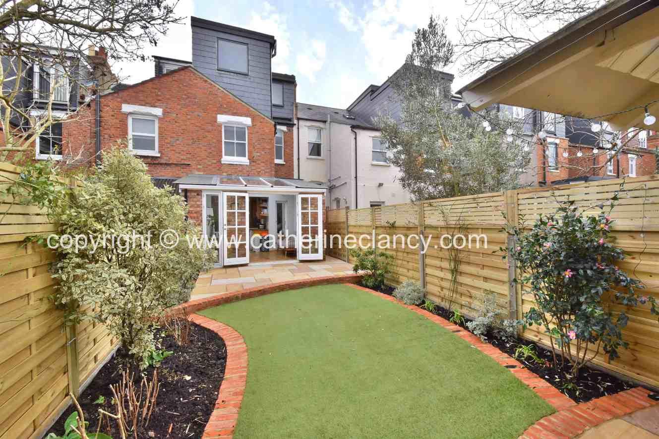 artificial lawn garden