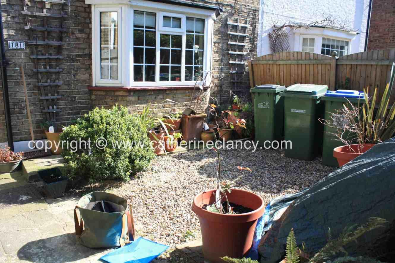 contemporary blackheath front garden 9