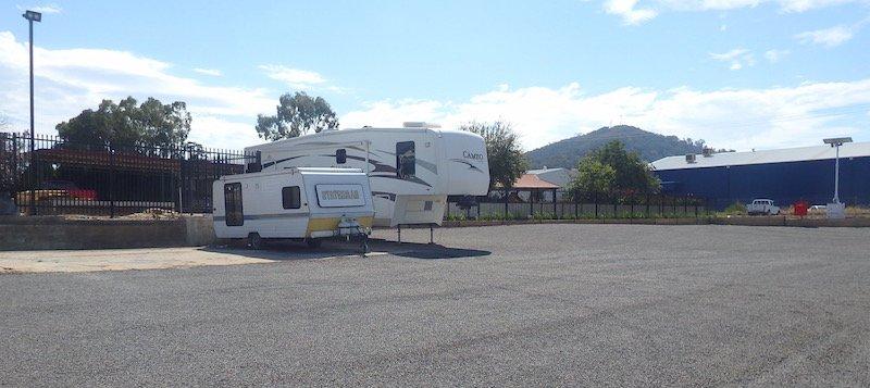 boat and caravan storage albury wodonga