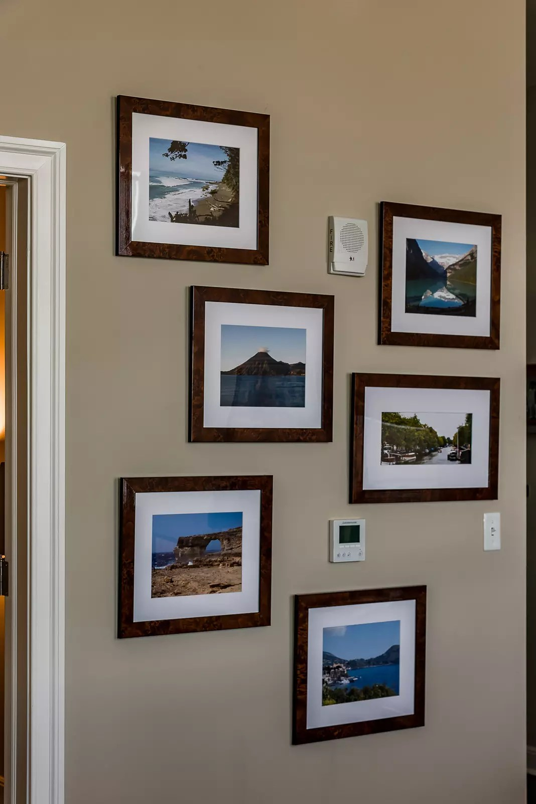 Picture Frame Styling