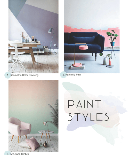 7 Updated Artistically Accented Walls