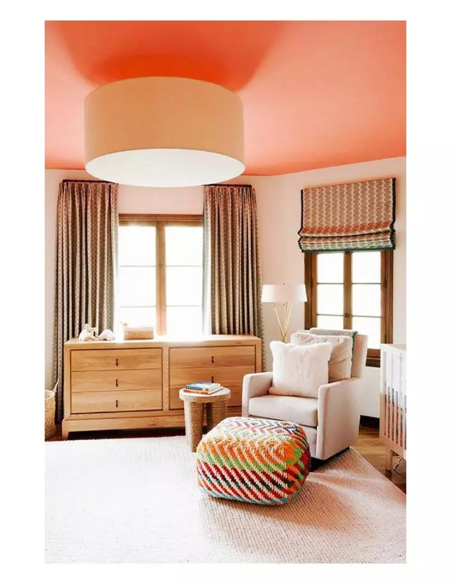 Painting a Ceiling to Look Wonderful