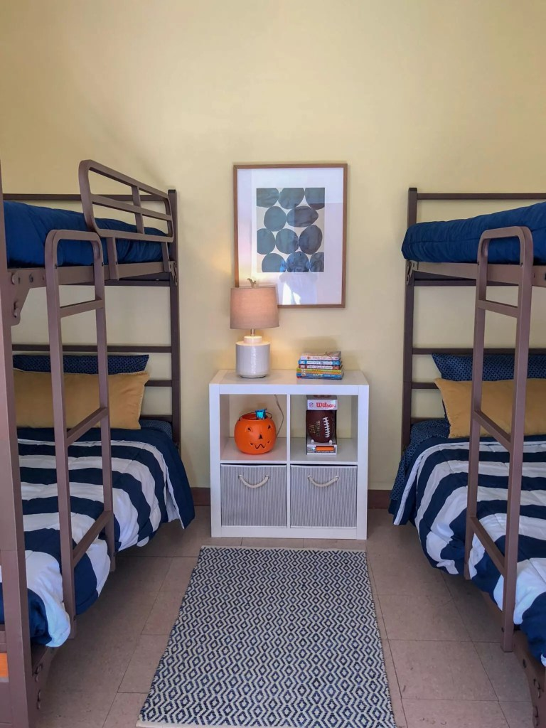 Families Moving Forward Room Redesign - Catherine French Design