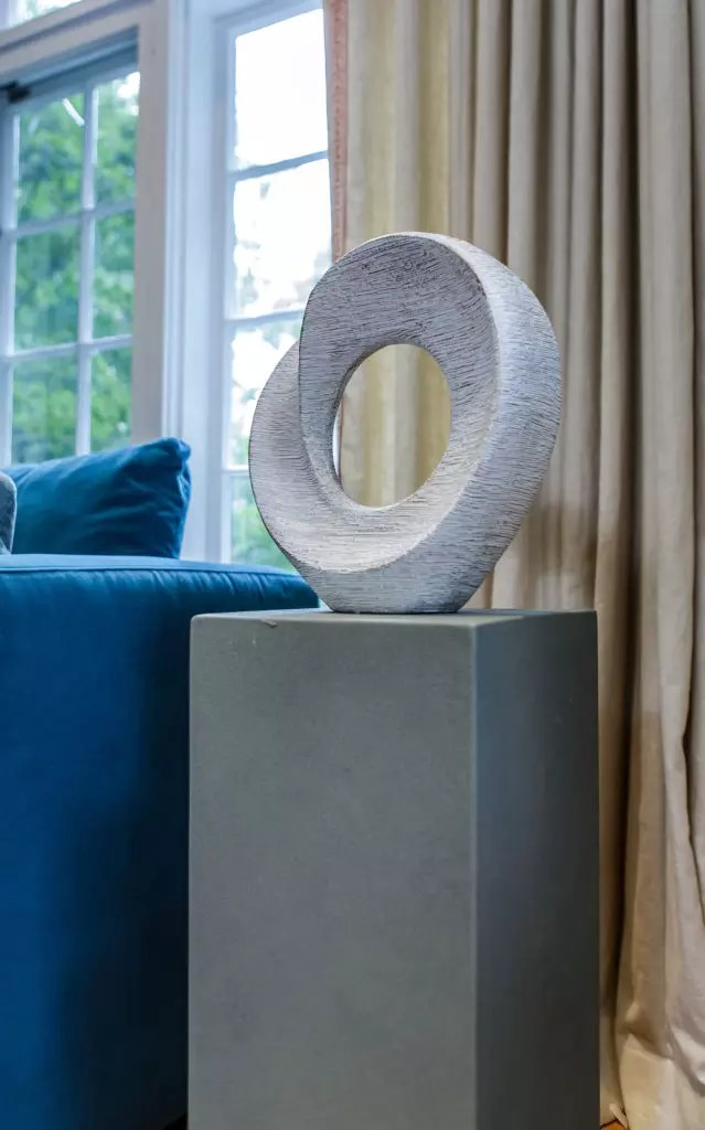 Catherine French Design - Concrete Art Stand