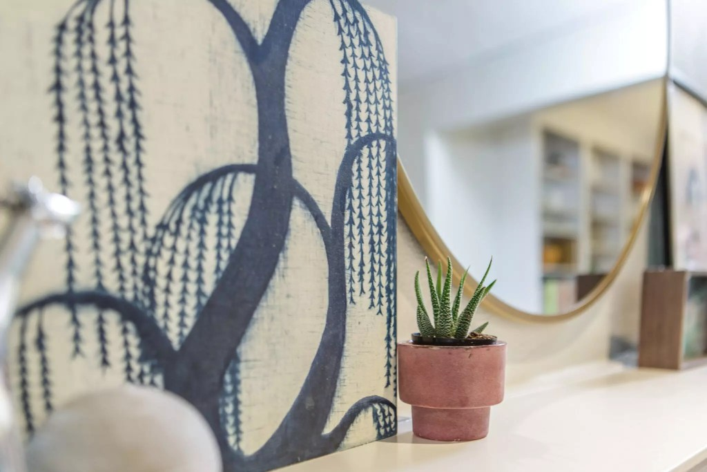Catherine French Design - Mantle Styling