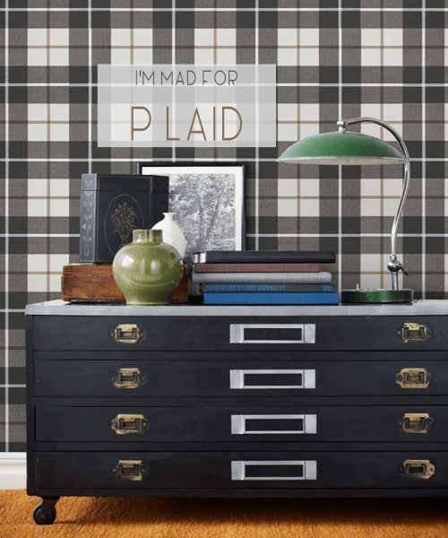 Catherine French Design - Mad for Plaid