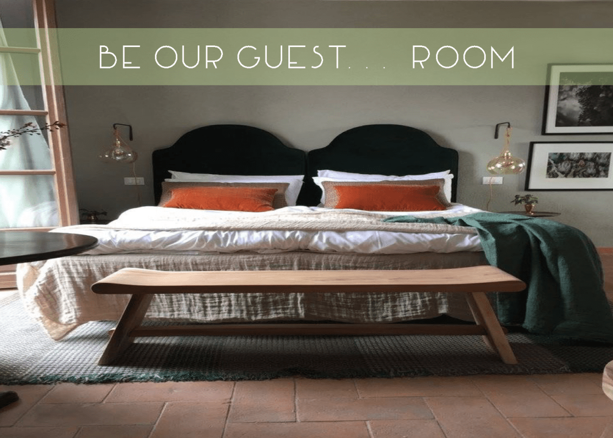 Be Our {Guest Room}