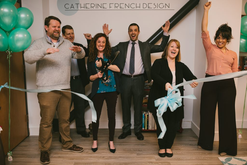 Catherine French Design Celebration