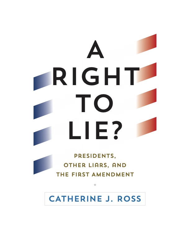 Right to Lie book cover
